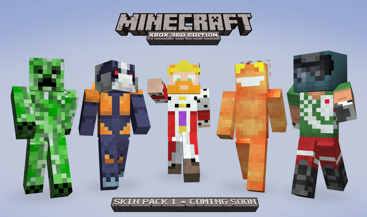 Minecraft XBLA Editeur 012