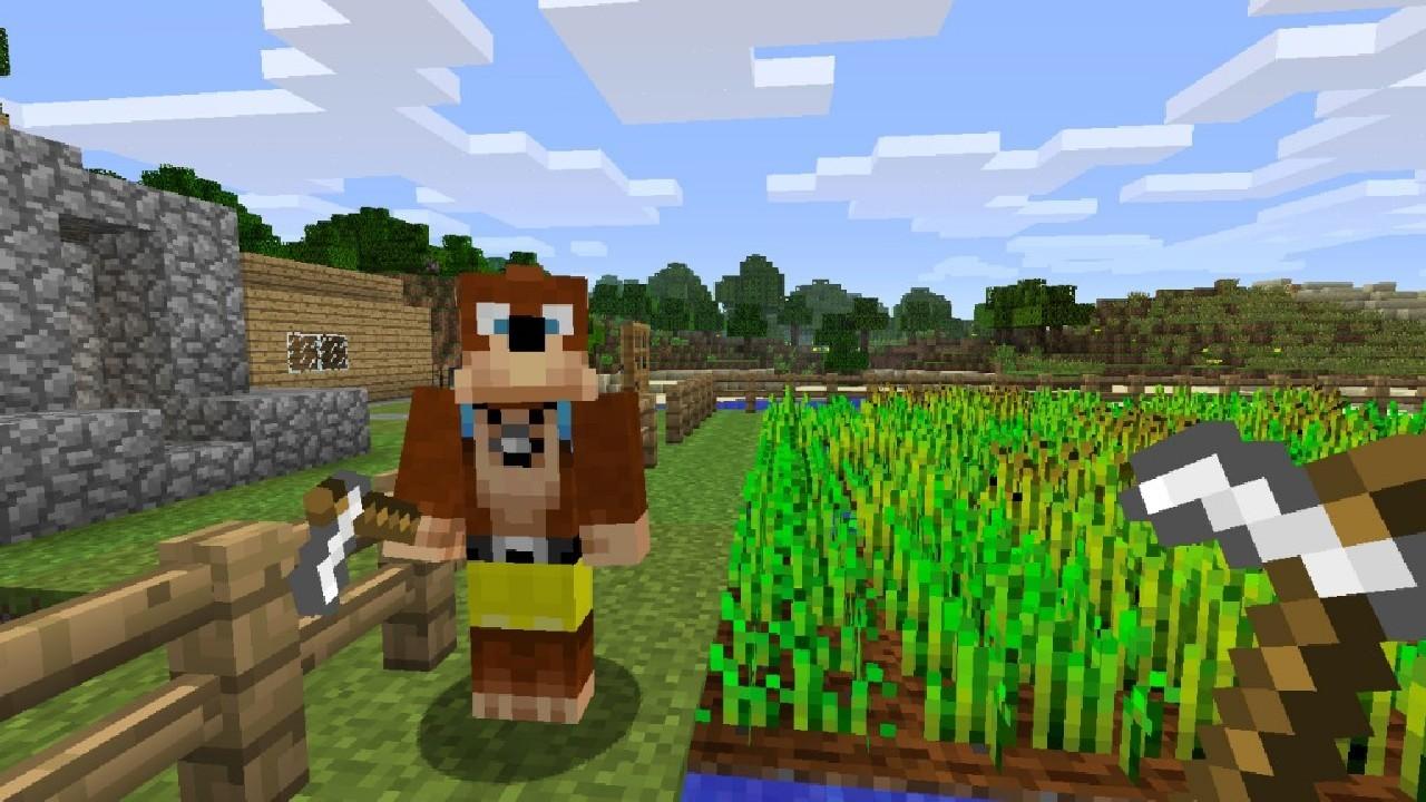Minecraft XBLA Editeur 014