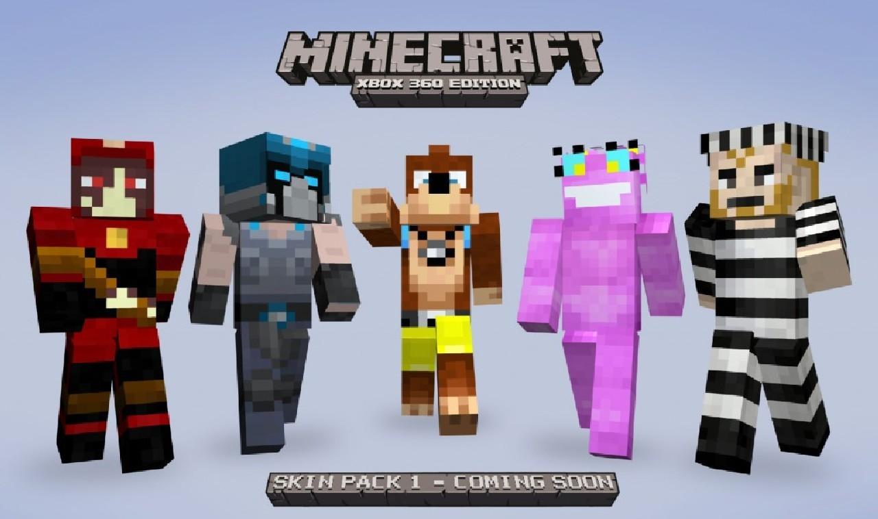 Minecraft XBLA Editeur 017