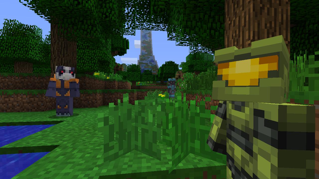 Minecraft XBLA Editeur 020