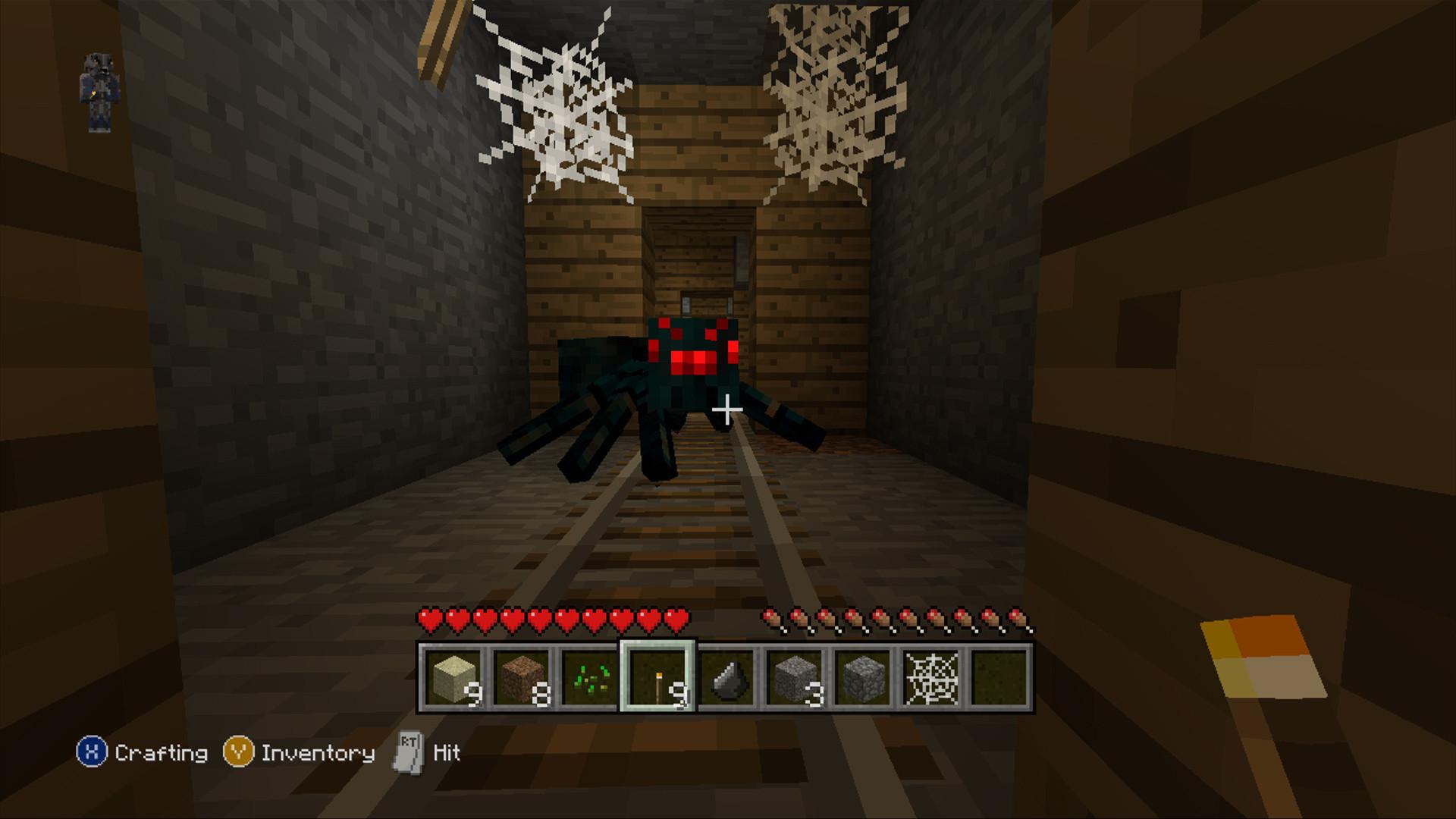 Minecraft XBLA Editeur 023