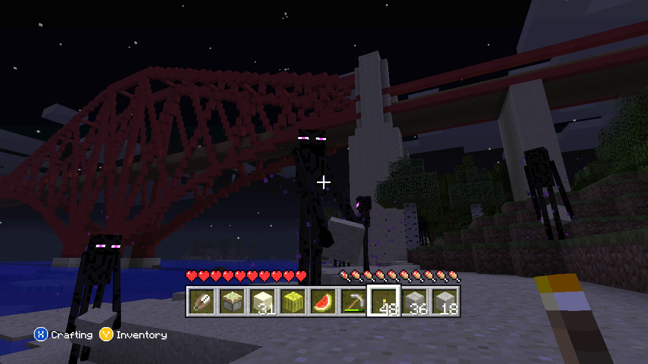 Minecraft XBLA Editeur 024