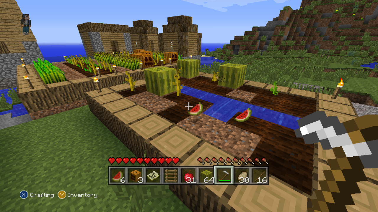 Minecraft XBLA Editeur 029