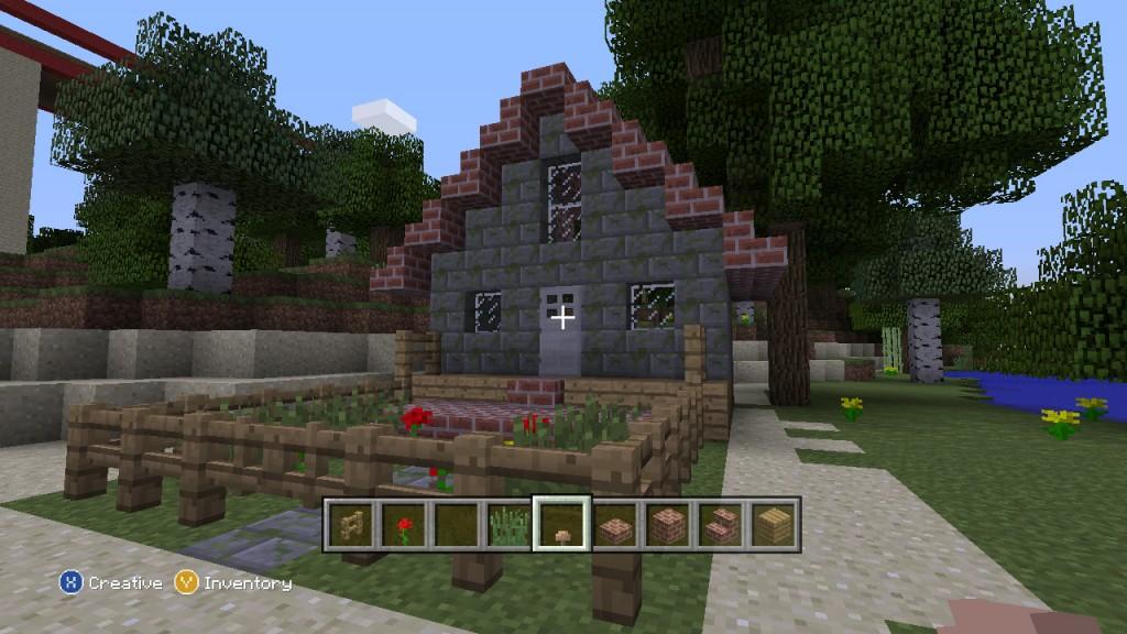 Minecraft XBLA Editeur 036