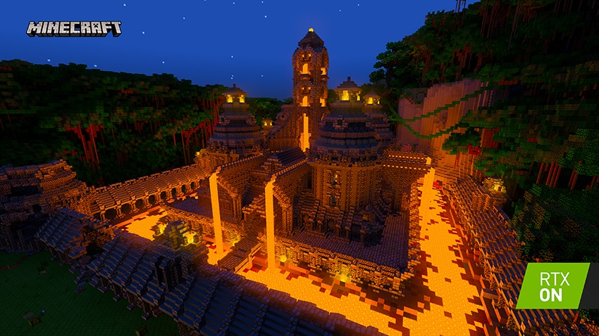 minecraft-with-rtx-of-temples-an