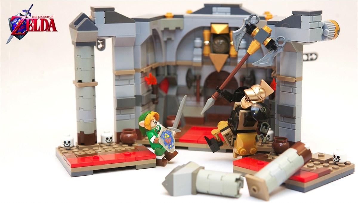 LEGO legend of zelda 1