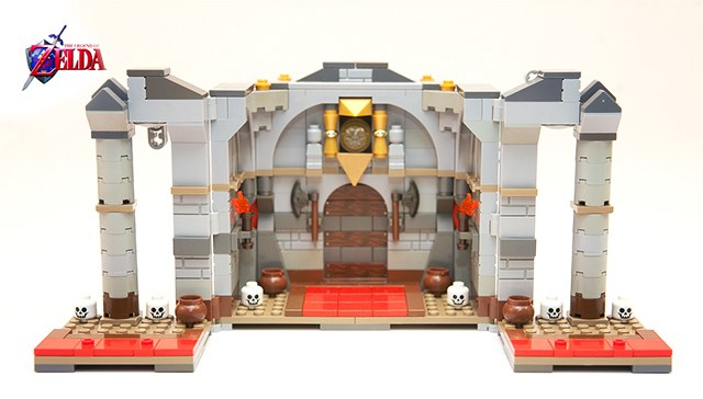 LEGO legend of zelda 2