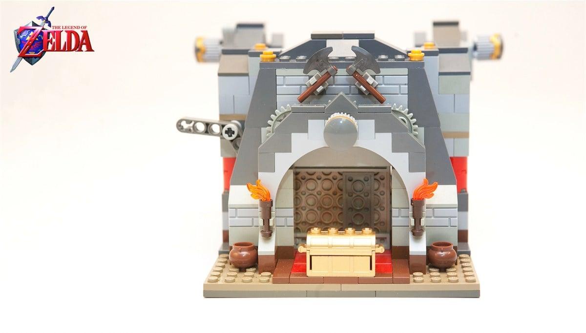 LEGO legend of zelda 3