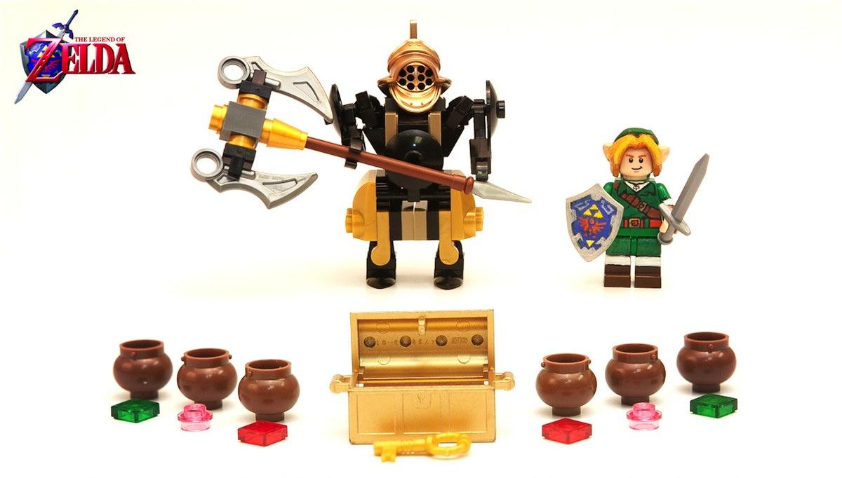 LEGO legend of zelda 5