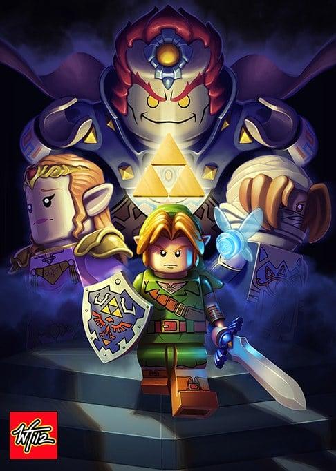 LEGO legend of zelda 6