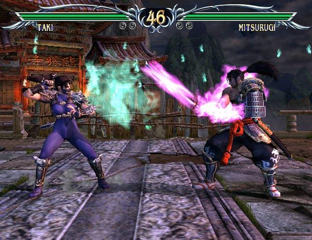SoulCaliburIII PS2 Editeur 001