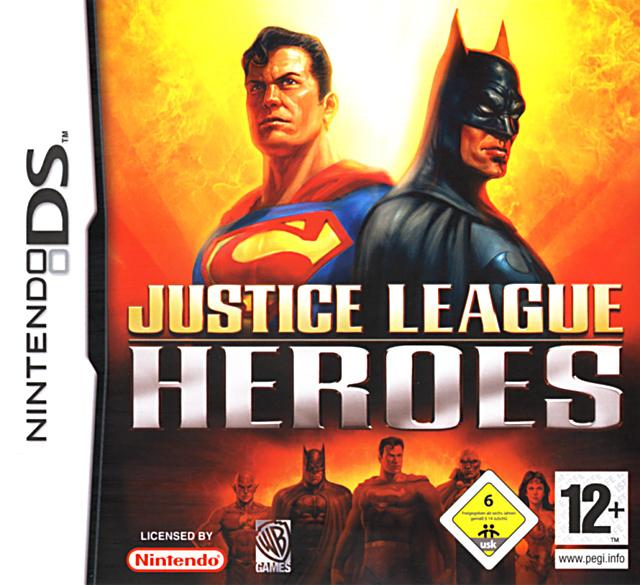 HerosdelaLiguedesJusticiers DS Jaquette 001