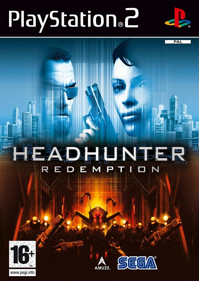 Headhunter-Redemption PS2 Jaquette 001