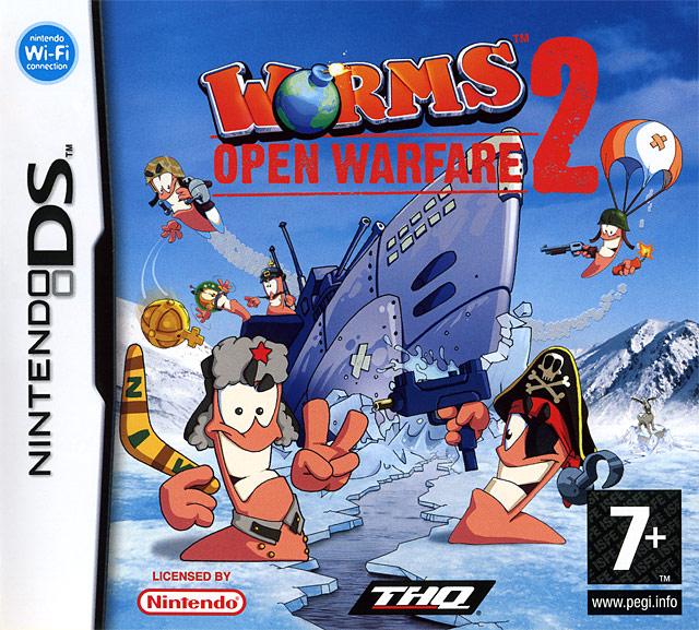 Worms : Open Warfare 2