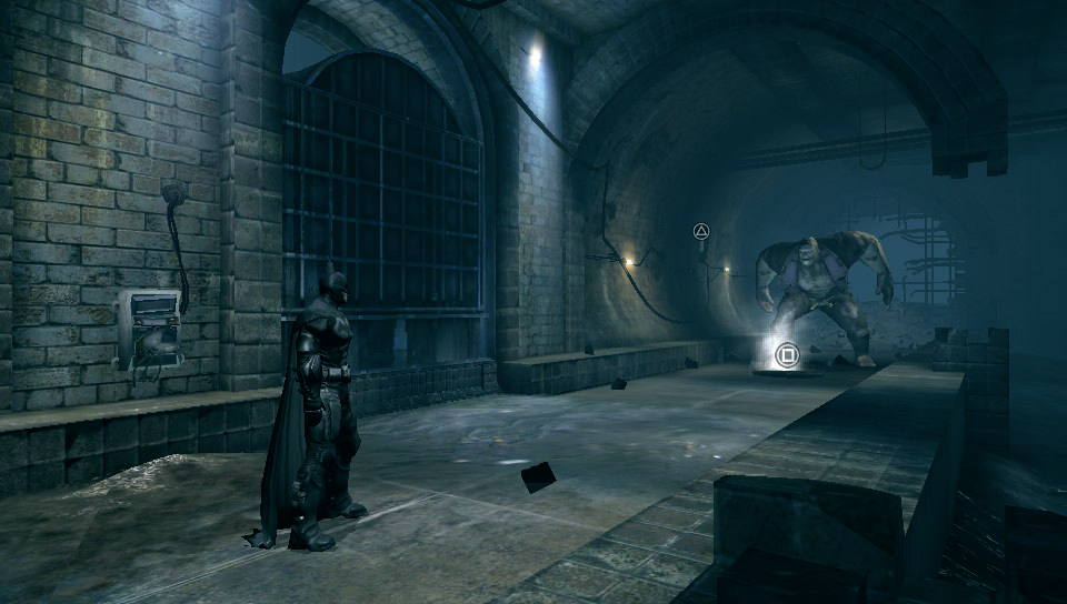Batman-ArkhamOriginsBlackgate PS Vita Editeur 009