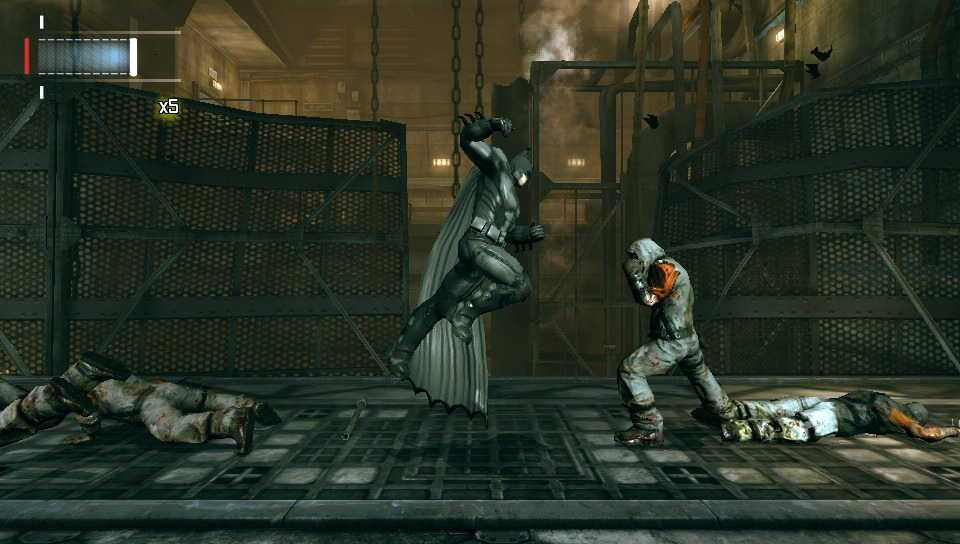 Batman-ArkhamOriginsBlackgate PS Vita Editeur 013