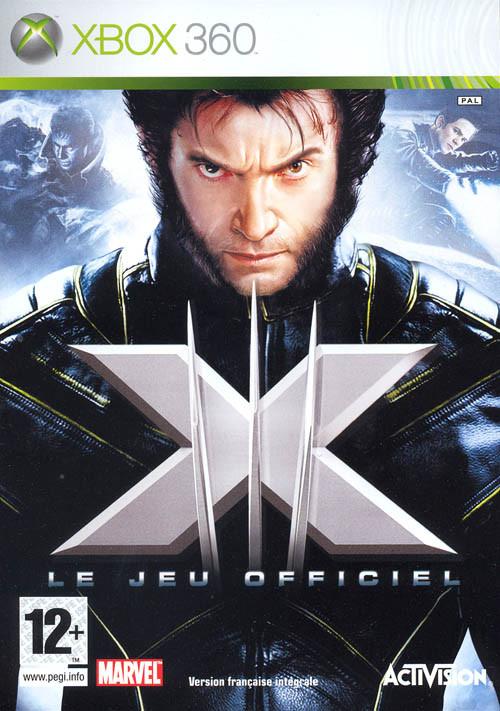 XmenOfficiel X360 Jaquette 001