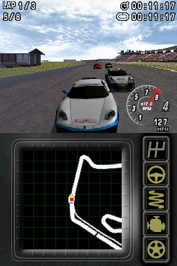 RaceDriver DS Editeur 001