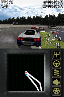 RaceDriver DS Editeur 002