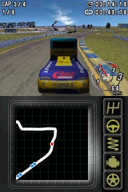 RaceDriver DS Editeur 003