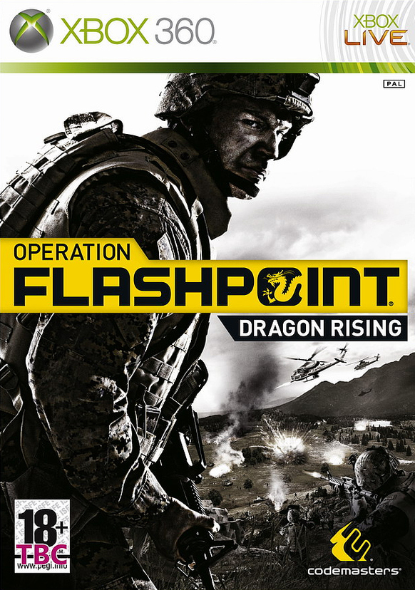 OperationFlashpoint2DragonRising 360 Jaquette