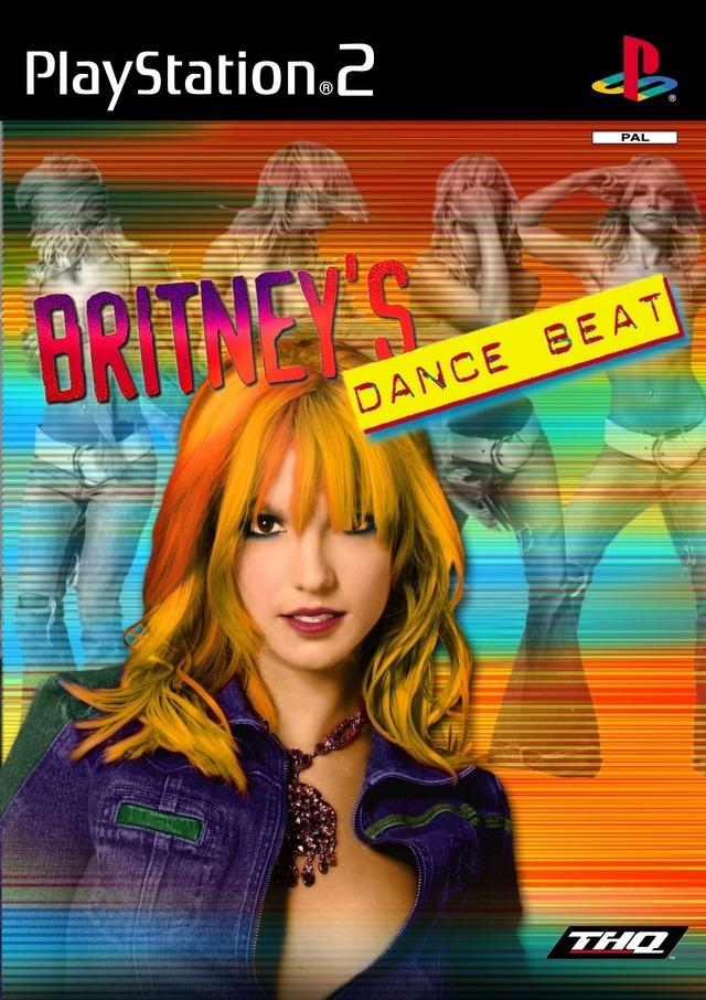 Britney-sDanceBeat PS2 Jaquette 001