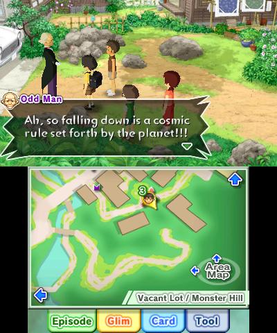 AttackoftheFridayMonsters-ATokyoTale 3DS Editeur 003