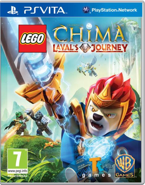 LEGOLegendsofChima-LeVoyagedeLaval PS Vita Jaquette 001