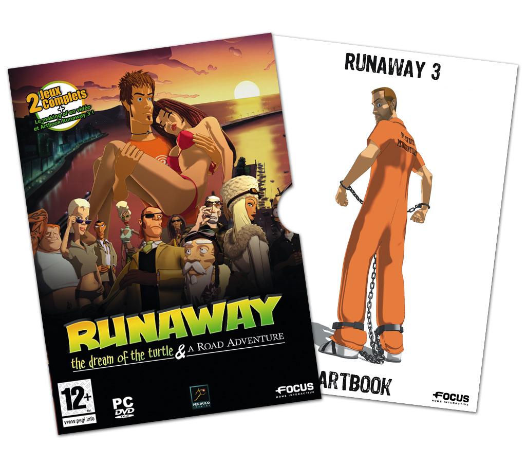 Runaway PC Divers 001