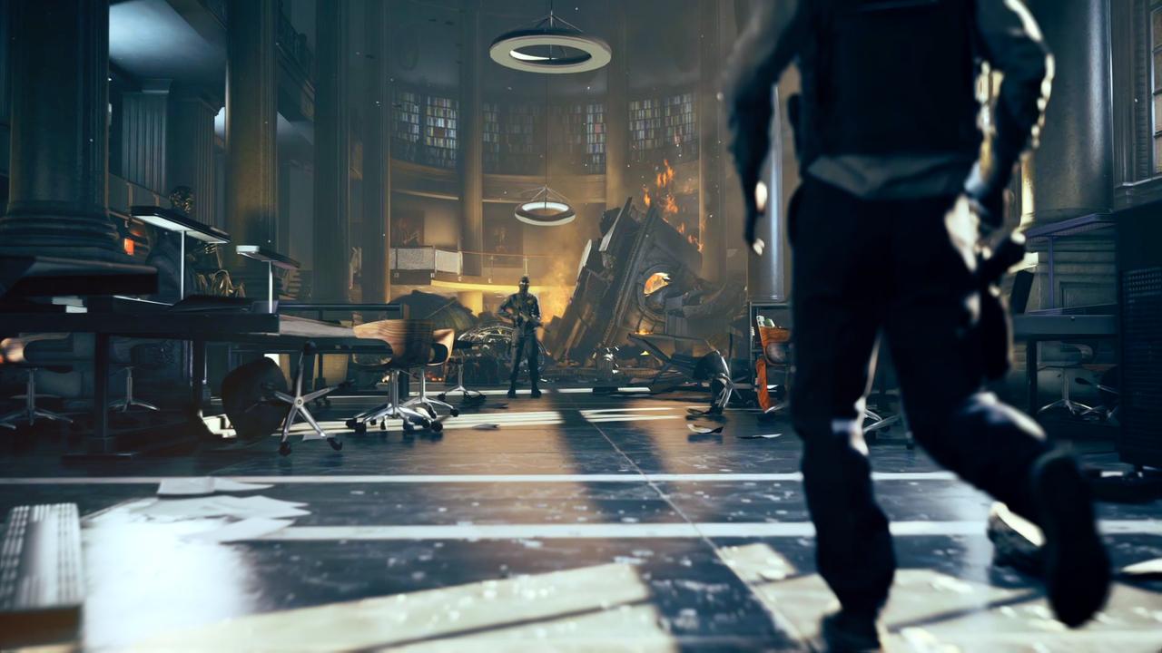 QuantumBreak Xbox One Editeur 001