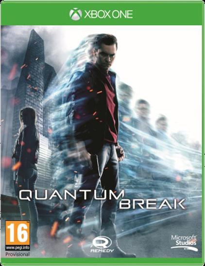 QuantumBreak Xbox One Jaquette 001