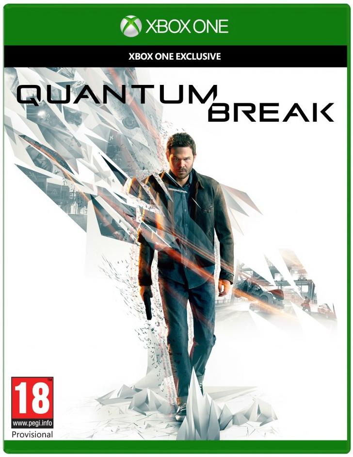 QuantumBreak Xbox One Jaquette 002