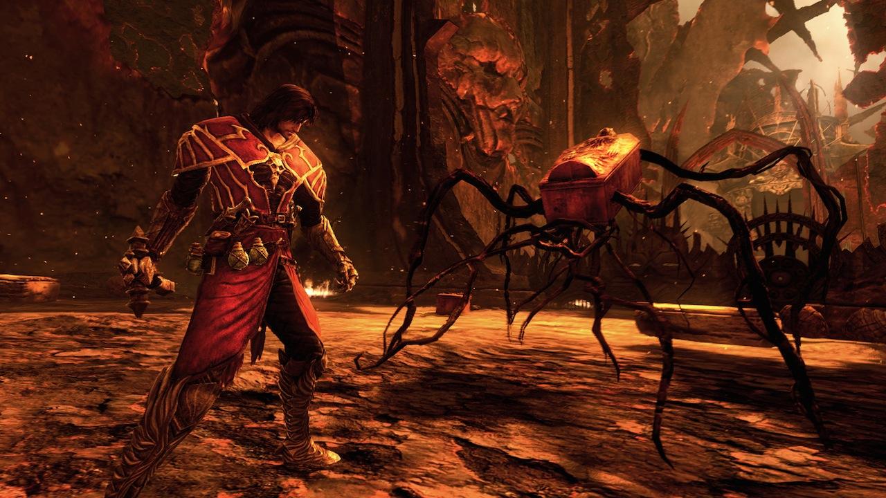 Castlevania-LordsofShadow-UltimateEdition PC Editeur 013