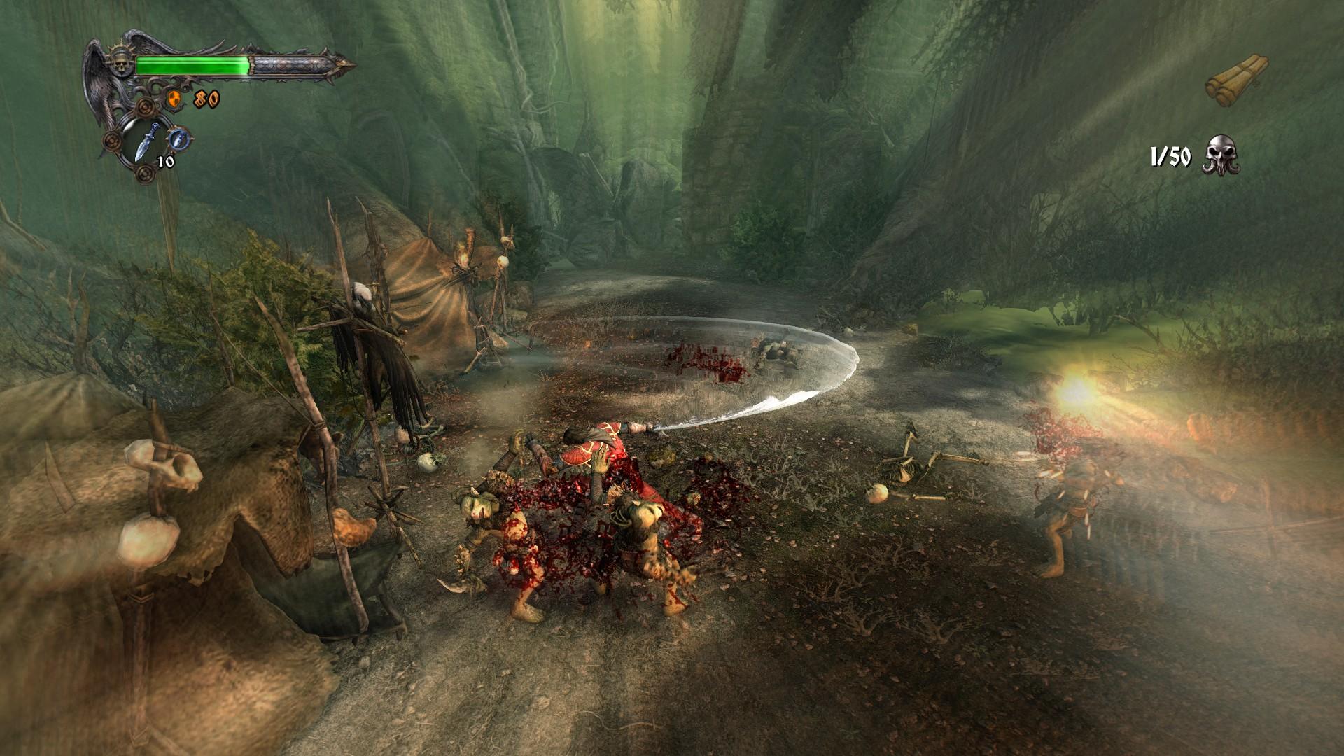 Castlevania-LordsofShadow-UltimateEdition PC Test 001