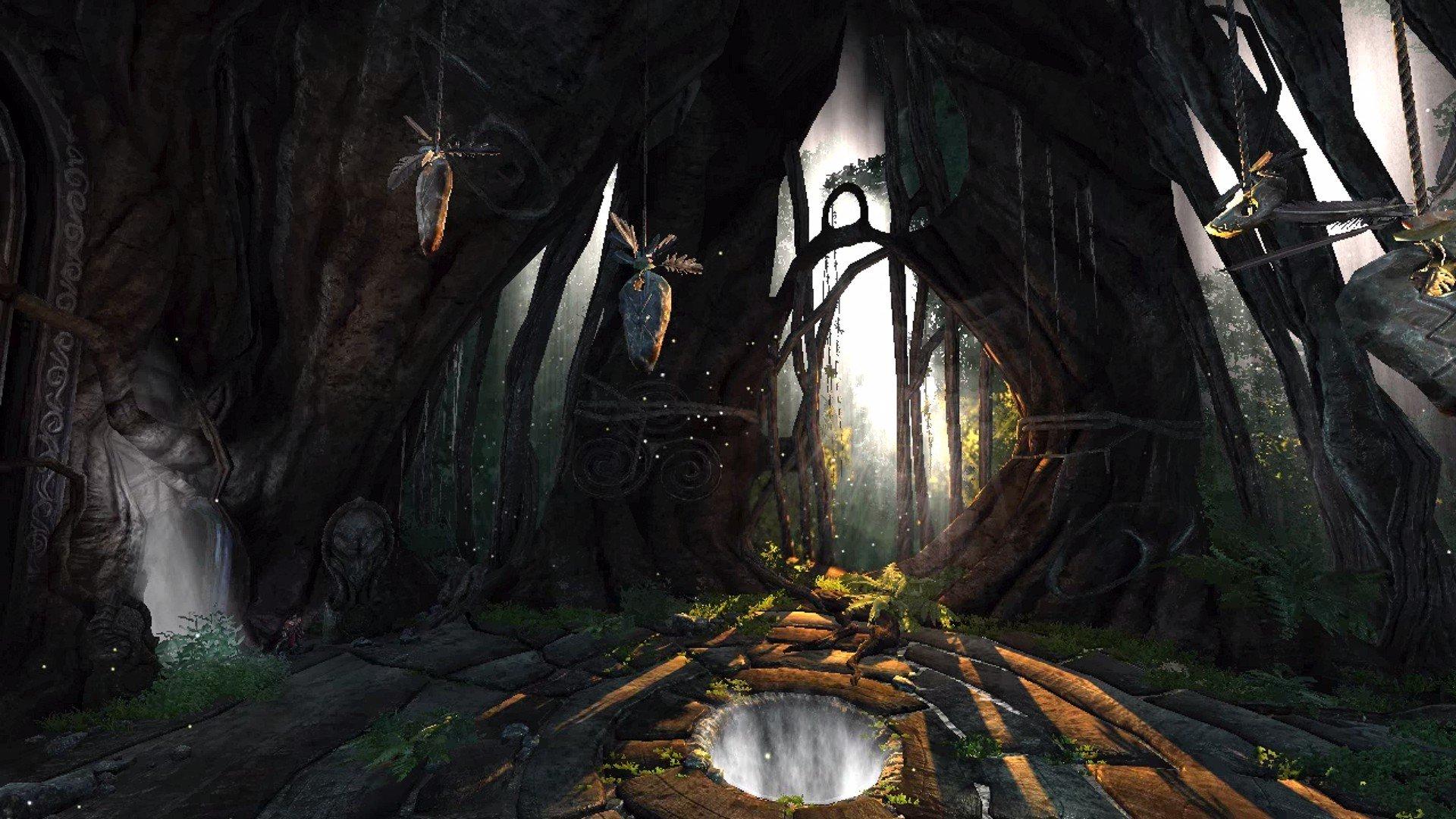 Castlevania-LordsofShadow-UltimateEdition PC Test 003