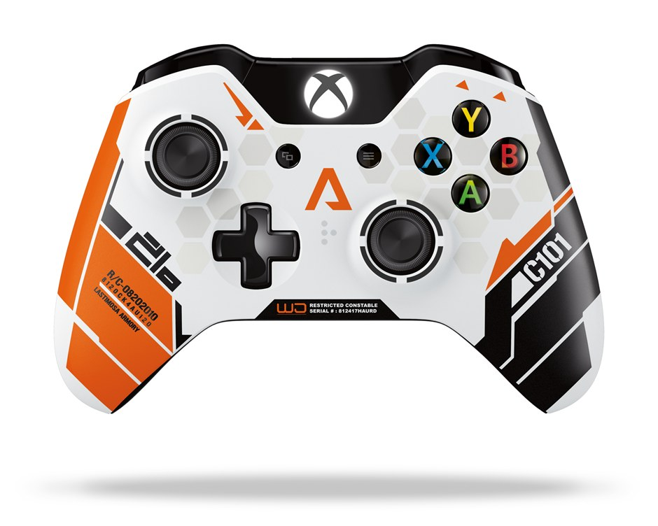 TitanFall Xbox One Div 001