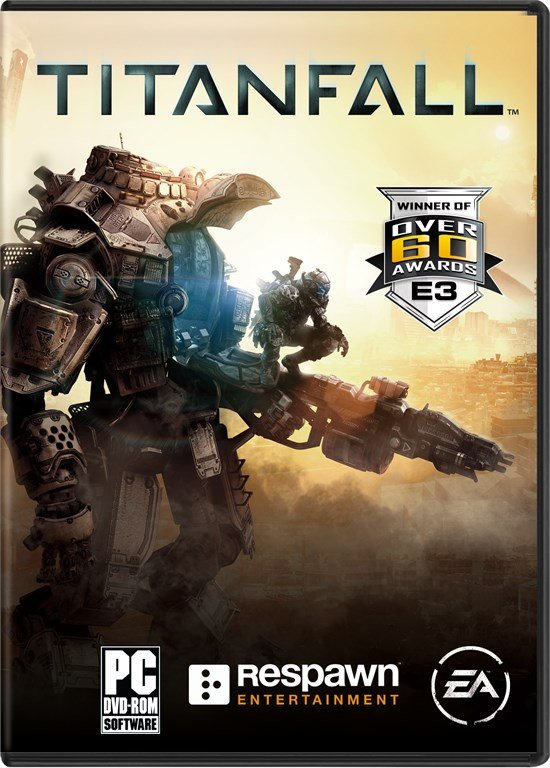 TitanFall PC Jaquette 001