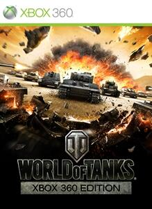 World of Tanks : Xbox 360 Edition