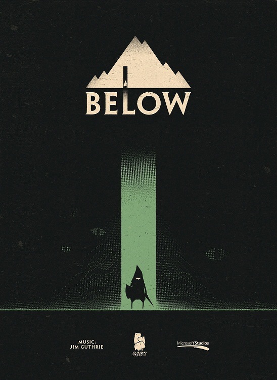 Below Xbox One Jaquette 001