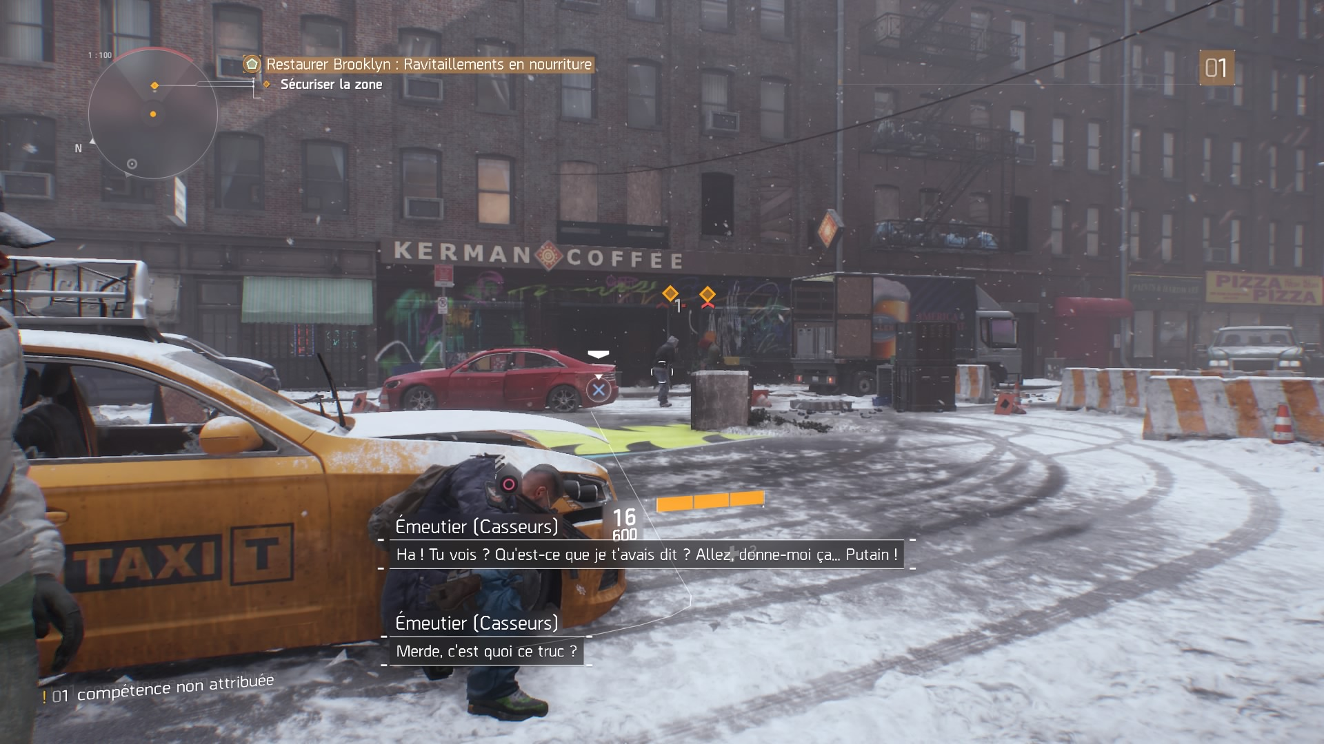 TheDivision PS4 Test 001