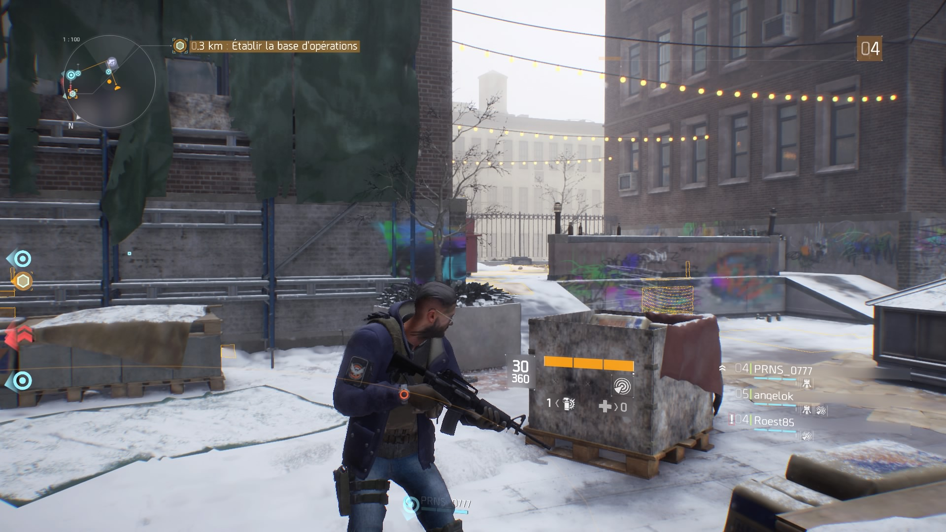 TheDivision PS4 Test 003