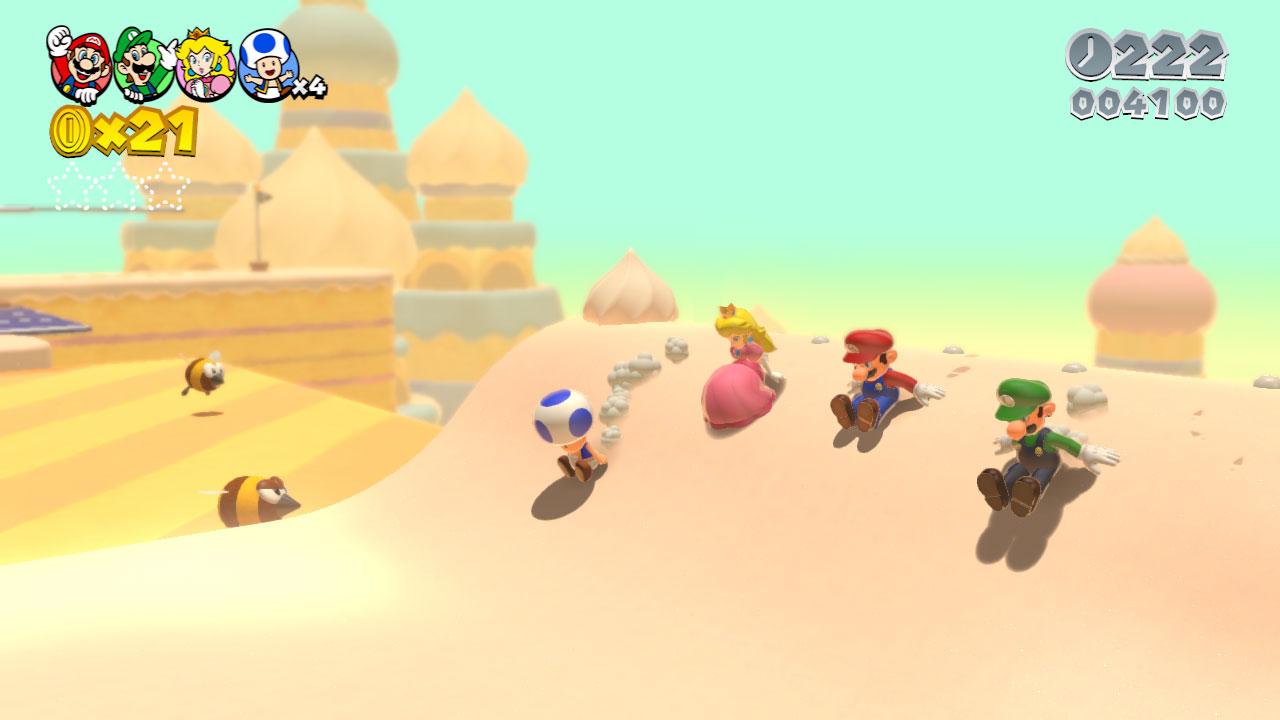 SuperMario3DWorld Wii U Editeur 009