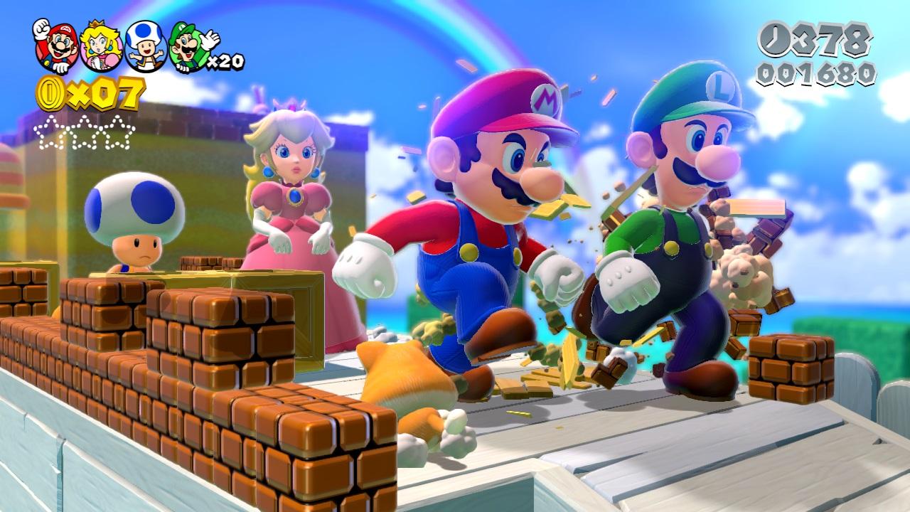 SuperMario3DWorld Wii U Editeur 023