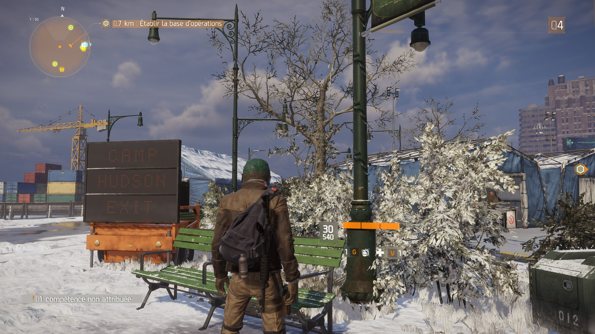 TheDivision PC Test 001