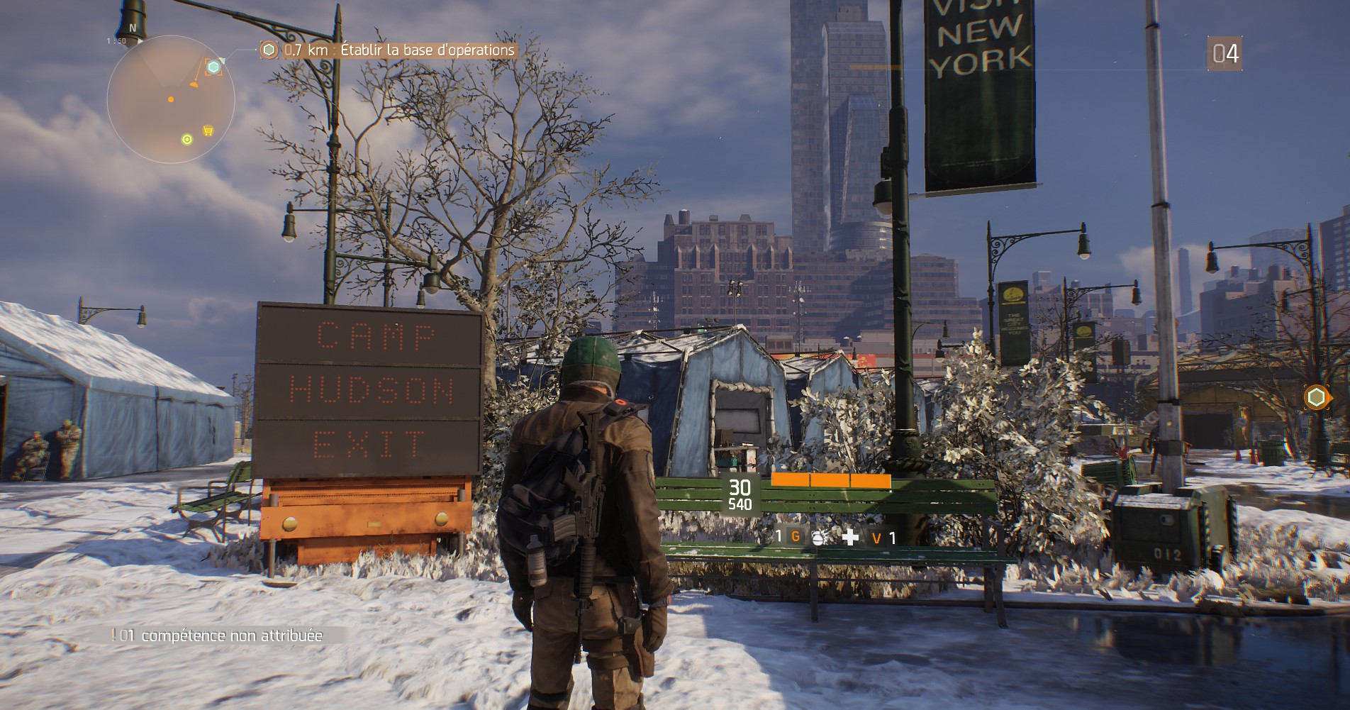 TheDivision PC Test 009