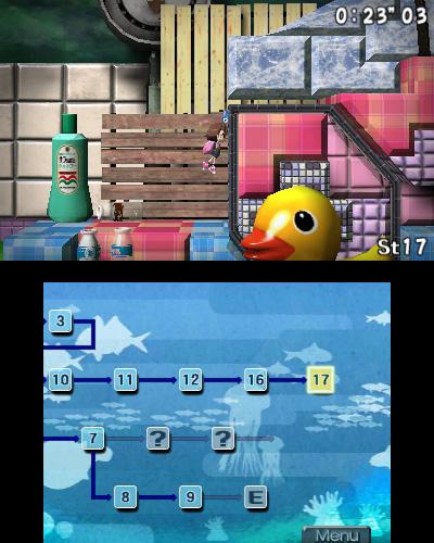 SayonaraUmiharaKawase 3DS Test 004