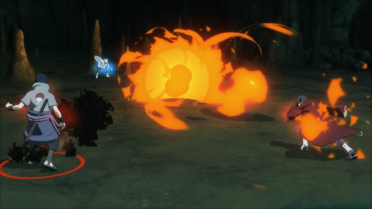 NarutoShippuden-UltimateNinjaStorm3FullBurst Multi Editeur 010