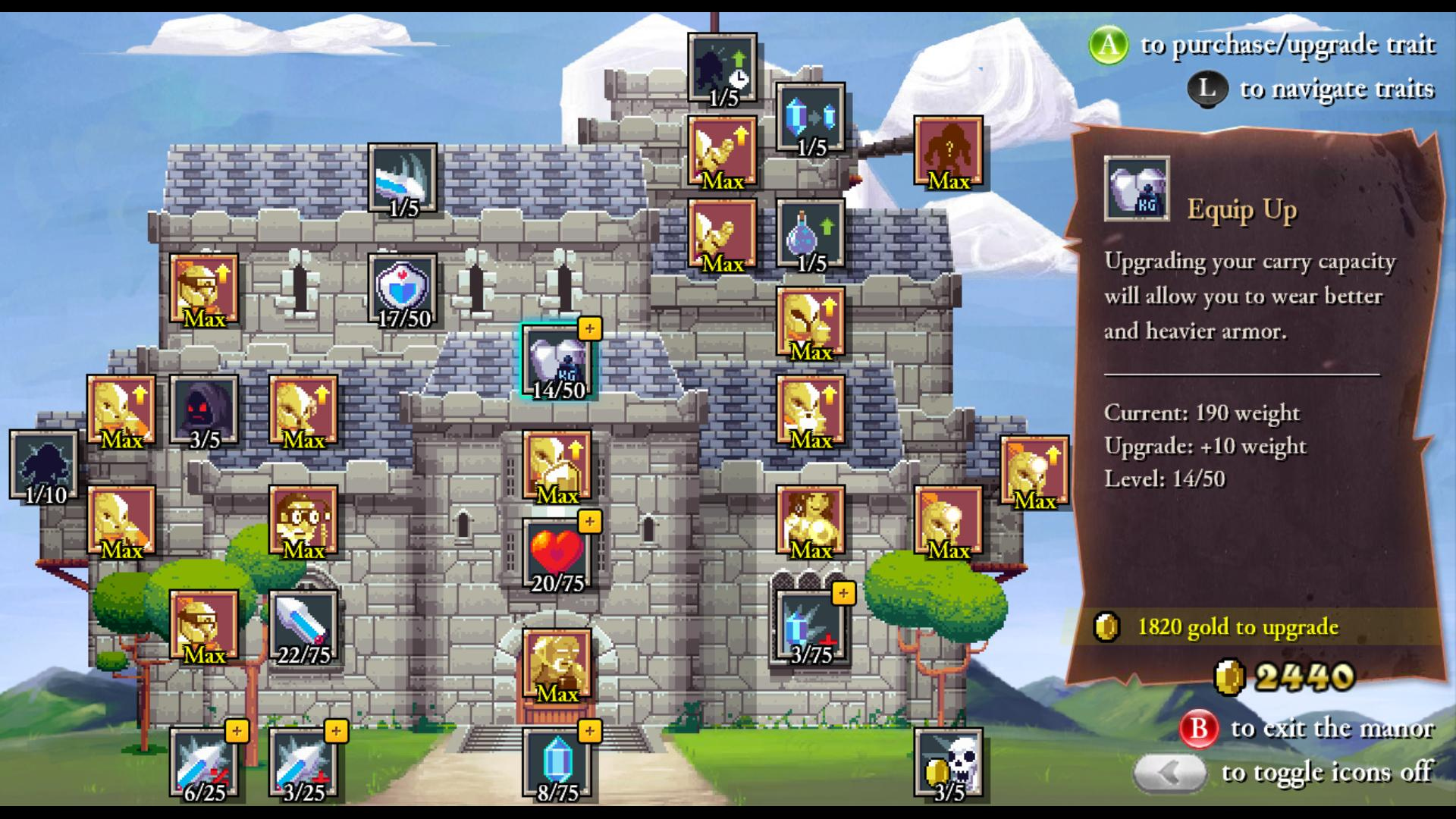 RogueLegacy PC Test 002