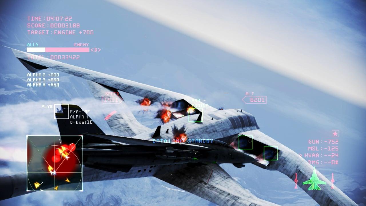 AceCombat-Infinity PS3 Editeur 005