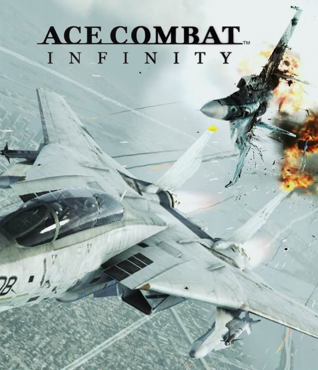 AceCombat-Infinity PS3 Jaquette 001